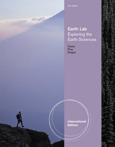 9780538737012: Earth Lab: Exploring the Earth Sciences, International Edition