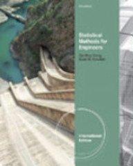 9780538737234: Statistical Methods for Engineers