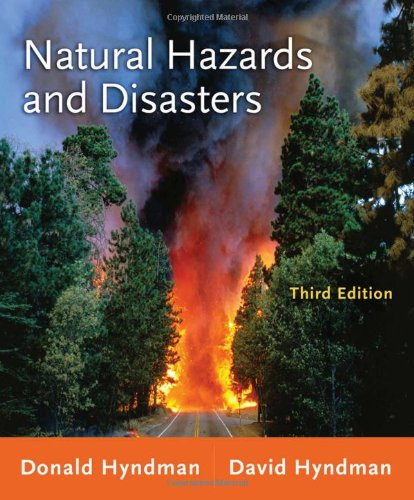 9780538737524: Natural Hazards and Disasters