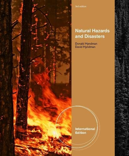 9780538737548: Natural Hazards and Disasters, International Edition