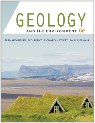 9780538737555: Geology and the Environment