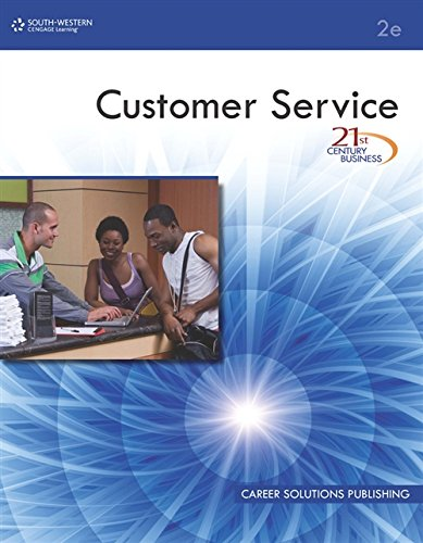 9780538740289: 21st Century Business: Customer Service