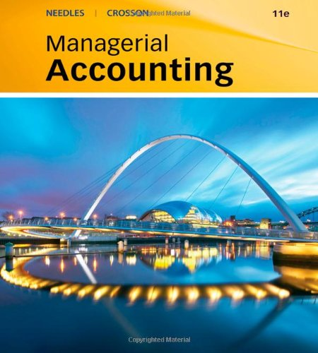 9780538742801: Managerial Accounting