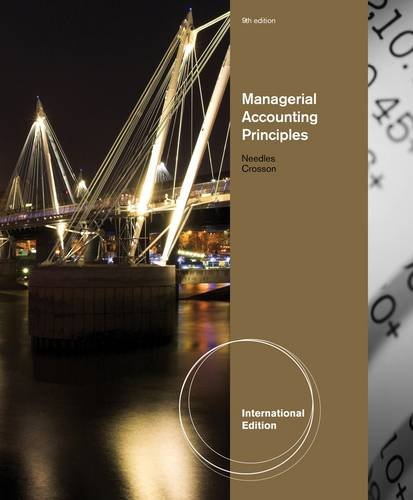 9780538742993: Managerial Accounting Principles