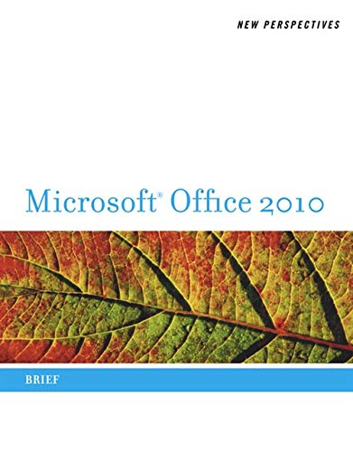 9780538743082: New Perspectives on Microsoft Office 2010: Brief (Available Titles Skills Assessment Manager (SAM) - Office 2010)