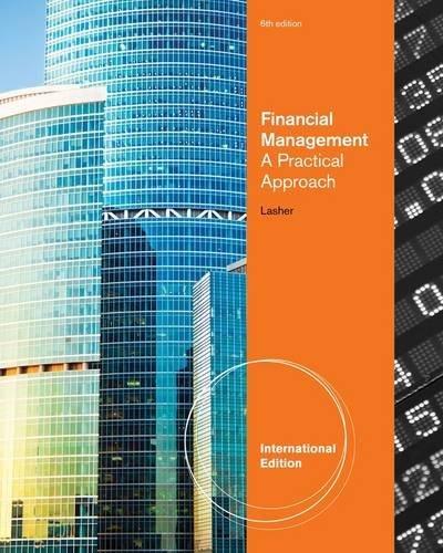 9780538743587: Financial Management
