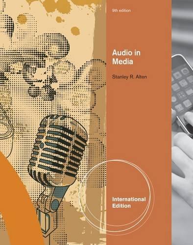 9780538743624: Audio in Media, International Edition