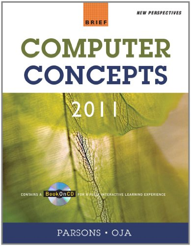 9780538744836: New Perspectives on Computer Concepts 2011: Brief (New Perspectives Series)
