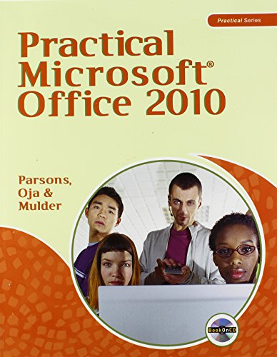 Practical Microsoft Office 2010: June Jamrich Parsons,
