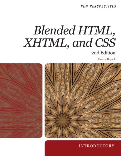 9780538746335: New Perspectives on Blended HTML, XHTML, and CSS: Introductory (New Perspectives Series: Web Design)