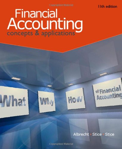 9780538746953: Financial Accounting (Available Titles CengageNOW)