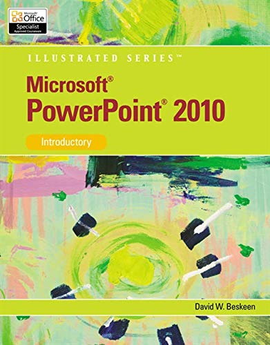 9780538747165: Microsoft PowerPoint 2010: Introductory
