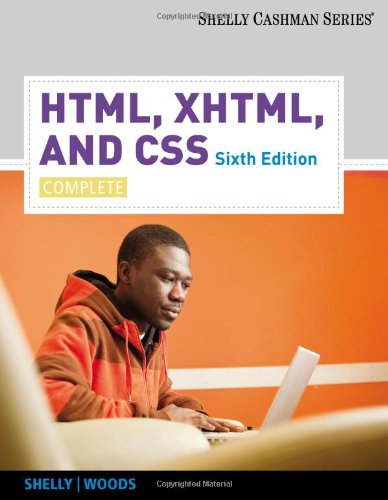 9780538747455: HTML, XHTML, and CSS: Complete