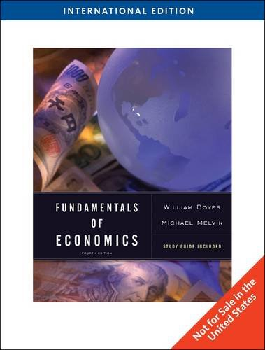 9780538747523: Fundamentals of Economics