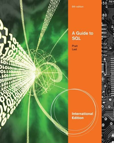 9780538747677: A Guide to SQL
