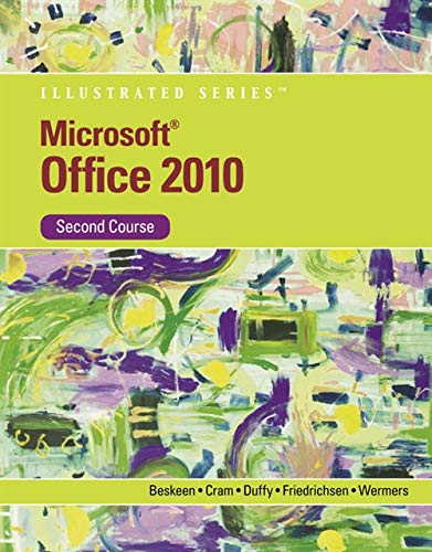 9780538748131: Microsoft Office 2010 Illustrated, Second Course (SAM 2010 Compatible Products)