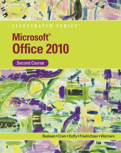 9780538748148: Microsoft Office 2010 Illustrated Second Course (Illustrated Series)