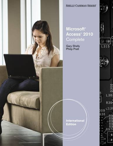 9780538748193: Microsoft Access 2010: Complete (International Edition)