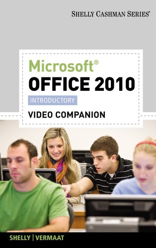 9780538748445: Video DVD for Shelly/Vermaat's Microsoft Office 2010: Introductory (Shelly Cashman Series)