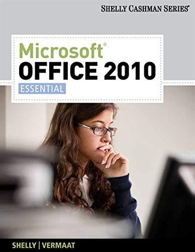 9780538748704: Microsoft Office 2010: Essential (Available Titles Skills Assessment Manager (SAM) - Office 2010)