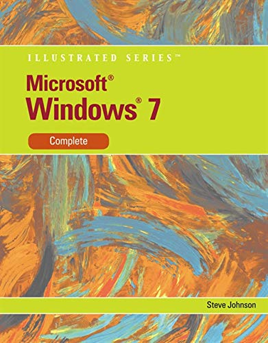 9780538749046: Microsoft Windows 7 Illustrated, Complete (Illustrated (Course Technology))