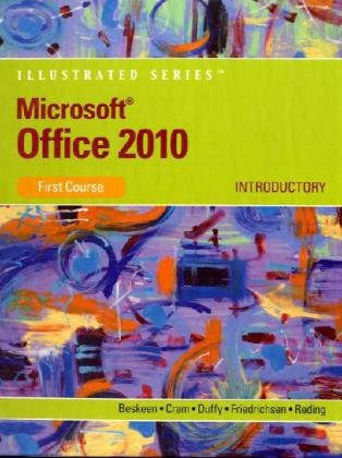 9780538749114: Microsoft Office 2010: Illustrated Introductory (Microsoft Office 2010 Print Solutions)