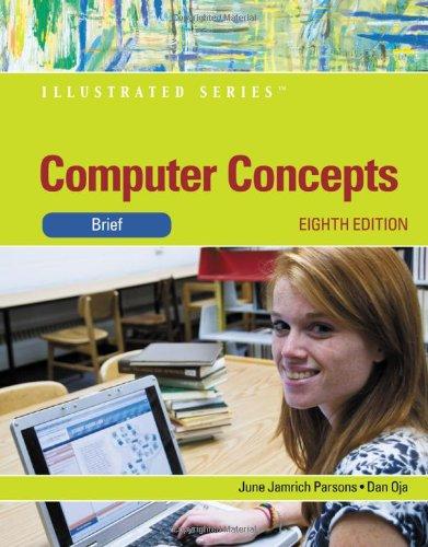9780538749541: Computer Concepts: Illustrated Brief (Computer Concepts 2012)