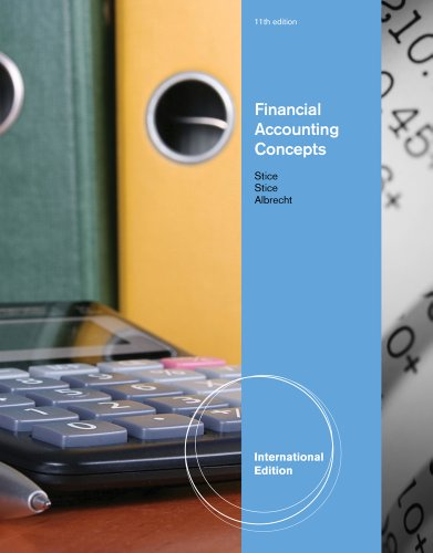 9780538750851: Financial Accounting Concepts
