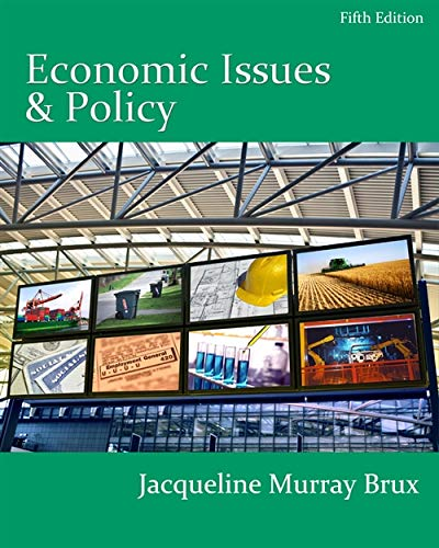 9780538750875: Economic Issues and Policy (with InfoApps 2-Semester Printed Access Card)