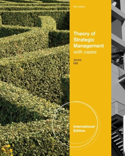 9780538752503: Strategic Management: An Integrated Approach