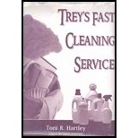 9780538753227: Trey's Fast Cleaning Service