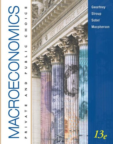 9780538754286: Macroeconomics: Private and Public Choice (Available Titles CourseMate)