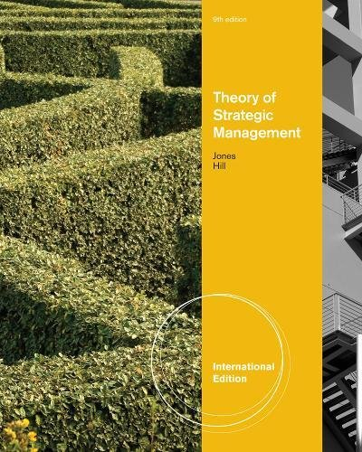 9780538754408: Theory of Strategic Management