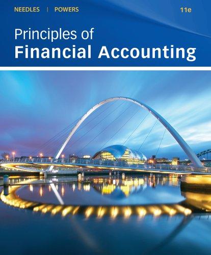9780538755245: Principles of Financial Accounting