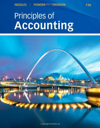 9780538755863: Principles of Accounting: Chapters 1-13