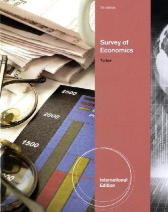 9780538757485: Survey of Economics, International Edition