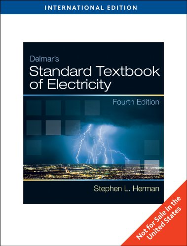 9780538758017: Delmar's Standard Textbook of Electricity