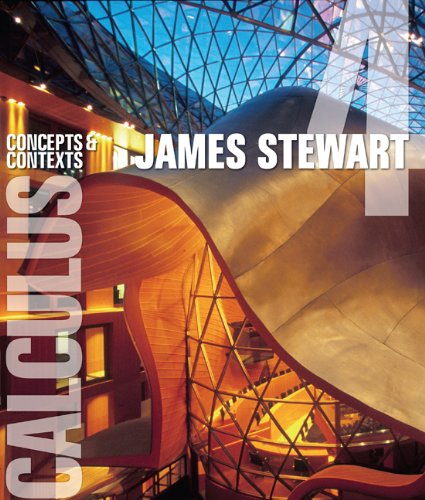 9780538783583: Bundle: Calculus: Concepts and Contexts, 4th + Enhanced WebAssign - Start Smart Guide for Students + WebAssign Printed Access Card for Stewart's ... and Contexts, 4th Edition, Multi-Term