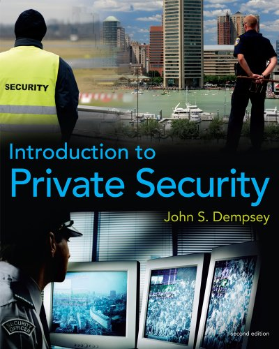 9780538787314: Bundle: Introduction to Private Security, 2nd + Careers in Criminal Justice Printed Access Card
