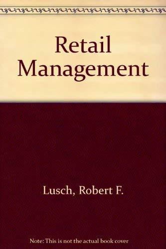 9780538802949: Retail Management