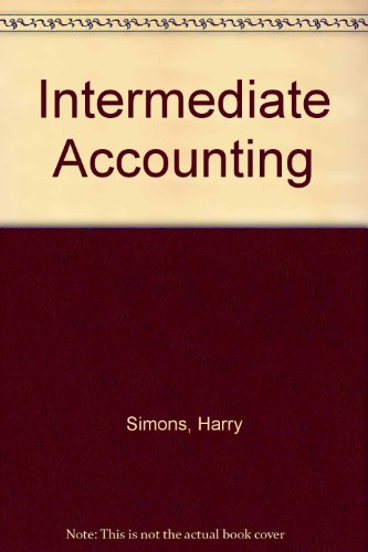9780538805148: Intermediate Accounting
