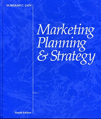 9780538826488: Marketing Planning and Strategy