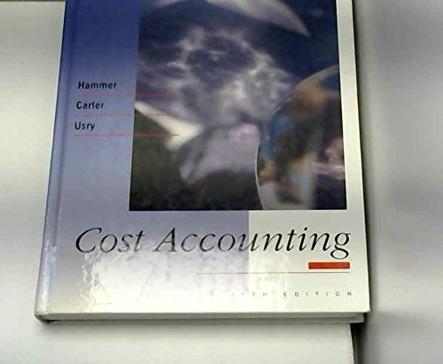 9780538828079: Cost Accounting