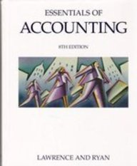 Essentials of Accounting: Michael D. Lawrence,