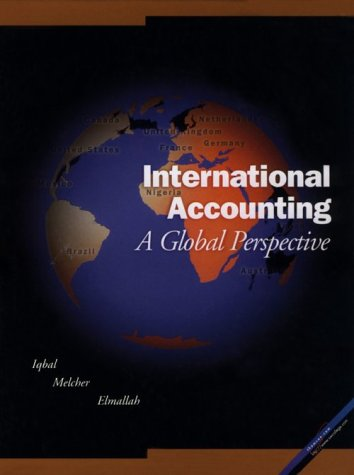 9780538837392: International Accounting: A Global Perspective