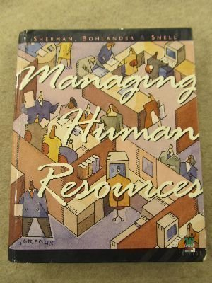 9780538839259: Managing Human Resources