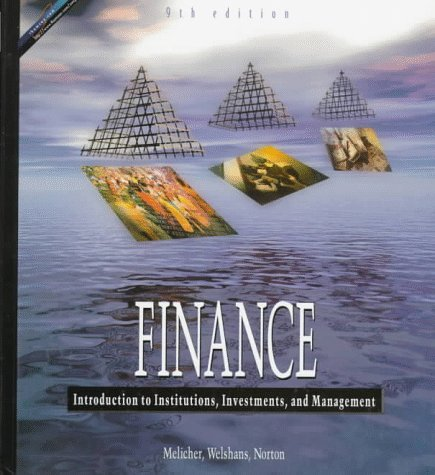 9780538839938: Finance: Introduction to Institutions, Investments, and Management