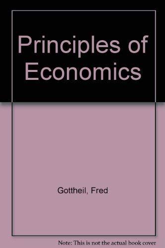 9780538840200: Principles of Economics