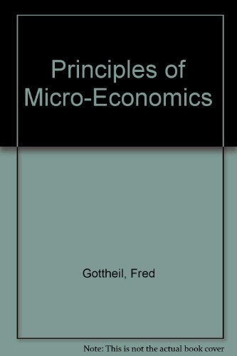 9780538840439: Principles of Microeconomics