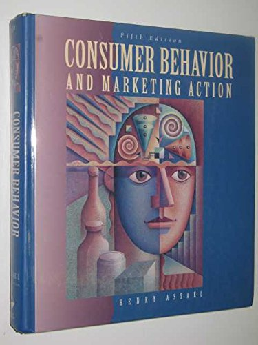9780538844338: Consumer Behavior and Marketing Action